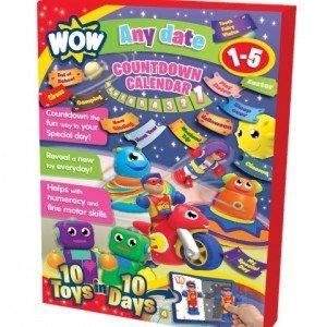 wow toys countdown calendar-anydate کد4211