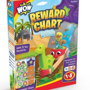 wow toys reward chart -dinos  کد 4273