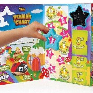 wow toys reward chart -fairies  کد 4266