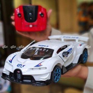 خرید اسباب بازی ماشین پلیس کنترلی