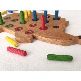 خرید اسباب بازی چوبی پوپولوس مدل پینکو