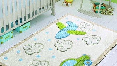 17 نکتهای که در زمان خرید فرش اتاق کودک باید در نظر داشت