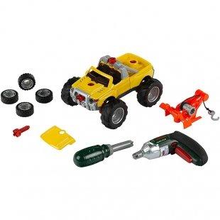 اسباب بازی مکانیک با ماشین bosch
