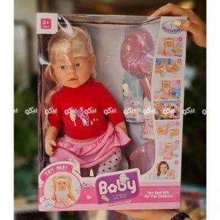خرید عروسک جیشی با وسایل