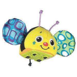 عروسک زنبور چرخ دارplaygroکد183040