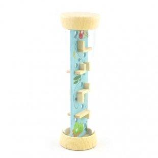 خرید اسباب بازی هزارتوی استوانهای چوبی پیکاردو (آبی)
