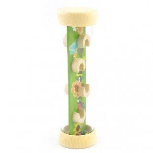 اسباب بازی هزارتوی استوانهای چوبی پیکاردو (سبز)