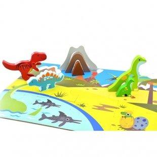 خری اسباب بازی پسرانه دایناسور