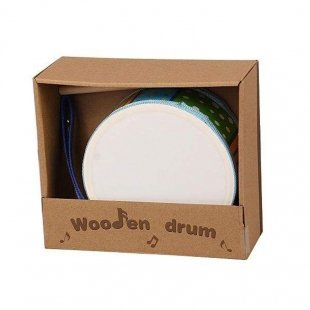 رید اسباب بازی چوبی طبل کودک