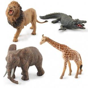 خرید فیگور حیوانات جنگل