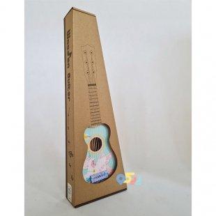 اسباب بازی گیتار چوبی طرح یونیکورن کد BZ-20-G