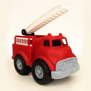 ماشین اسباب بازی آتش نشانی بالابر قدرتی مدل 70610A
