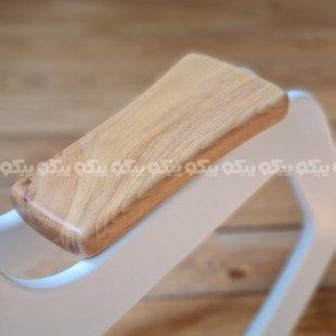 راکر چوبی اسب classic world 2869