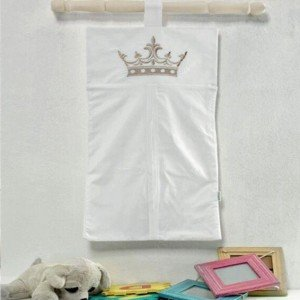 جاپوشکی kidboo مدل  royal white