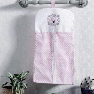 جاپوشکی kidboo مدل rabitto pink