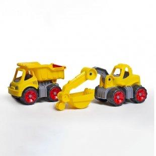 کامیون اسباب بازی بزرگ کد K1-1