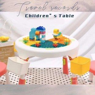 خرید میز شن بازی و لگو بازی