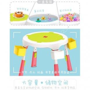 میز کودک برای لگو بازی و شن بازی