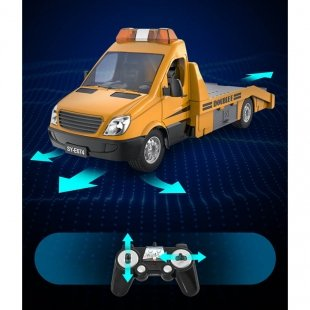 کامیون کنترلی حمل ماشین مک کوئین کد 75765