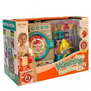خرید اسباب بازی ماشین لباسشویی