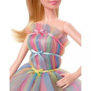 خرید باربی با لباس تولد