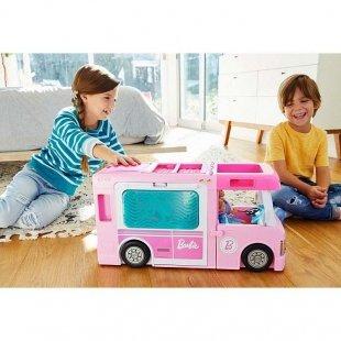 خرید ماشین کمپ باربی Dreamcamper