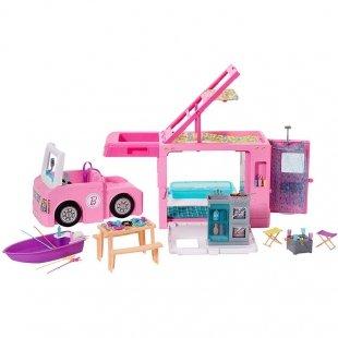 خرید اسباب بازی باربی کمپ Dreamcamper