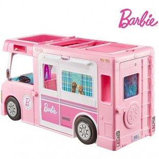 خری ماشین کمپ باربی Dreamcamper