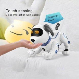 اسباب بازی ربات سگ کنترلی کد K16A