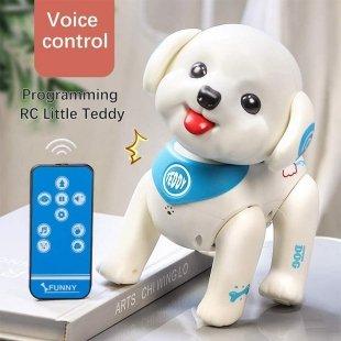 اسباب بازی ربات سگ کنترلی کد K19