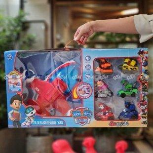 خرید اسباب بازی سگهای نگهبان با فیگور