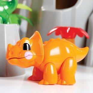 اسباب بازی دایناسور نارنجی تولو