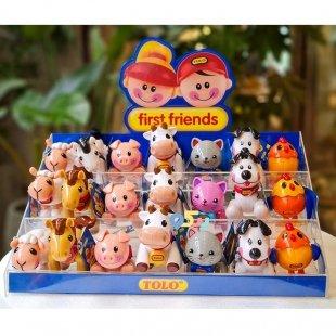 خرید اسباب بازی حیوانات تولو
