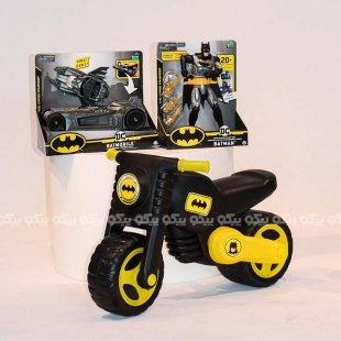 خرید موتور سواری کودک مدل بتمن