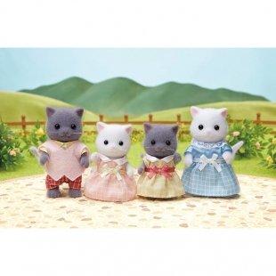 خرید فیگور گربه پرشین سیلوانیان فامیلیز sylvanian families 5455
