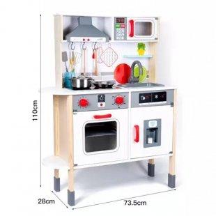 آشپزخانه کودک چوبی