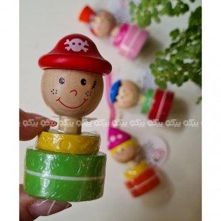 خرید مهر استامپ چوبی کودک