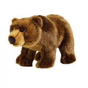 عروسک پولیشی خرس گریزلی كد 770740