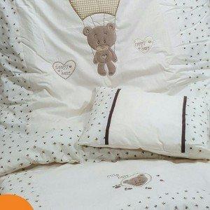 سرویس خواب 3تکه kidboo طرح cute bear