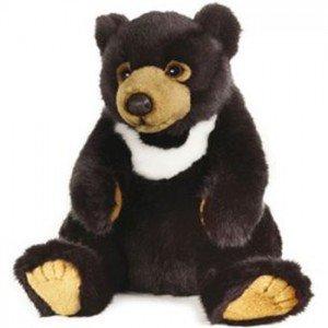 عروسک پولیشی خرس سیاه lellyکد770774