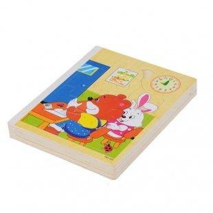 خرید پازل کودکانه کتابی