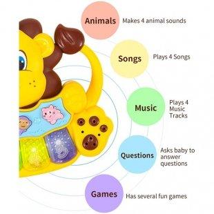 اسباب بازی پیانو کودک