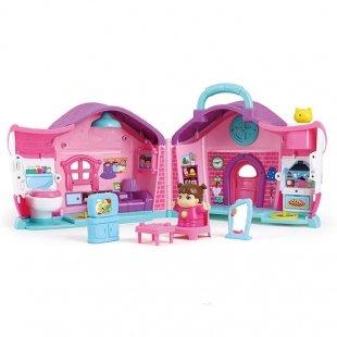 خرید اسباب بازی خانه موزیکال دخترانه