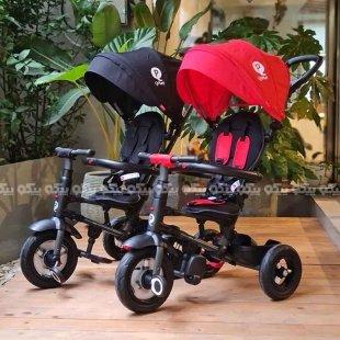 خرید سه چرخه کودک رنگ مشکی
