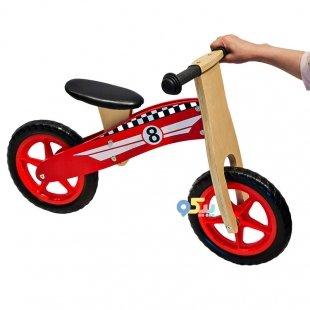 دوچرخه چوبی کودک