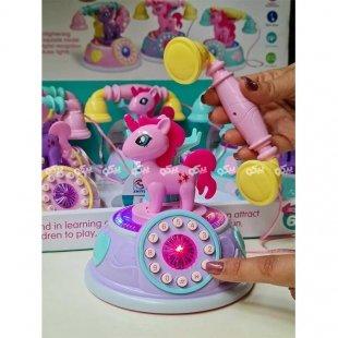 عکس تلفن اسباب بازی دخترانه