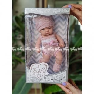 خرید عروسک دخترانه نوزاد