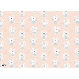 خرید کاغذ کادو طرح خرگوش