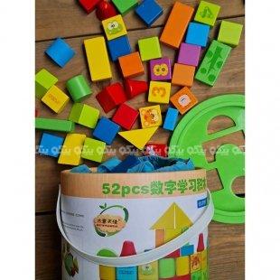 خرید بلوک و آجر بازی کودک