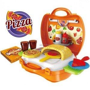 ست لوازم پیتزا کیفی
